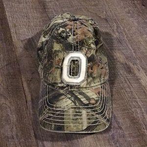 Ohio state camo hat